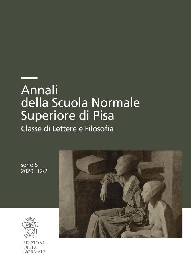 V Serie, Vol. 12, Fasc. 2